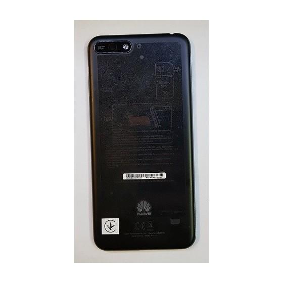 Carcasa Huawei Y6 2018 neagra