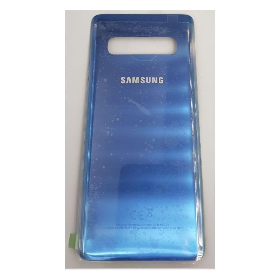 Capac baterie Samsung Galaxy S10 albastru