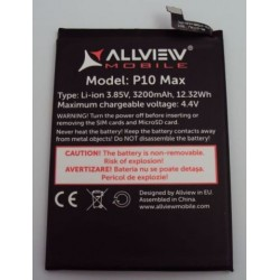 Acumulator Allview P10 max
