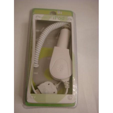 INCARCATOR AUTO IPHONE /  IPOD