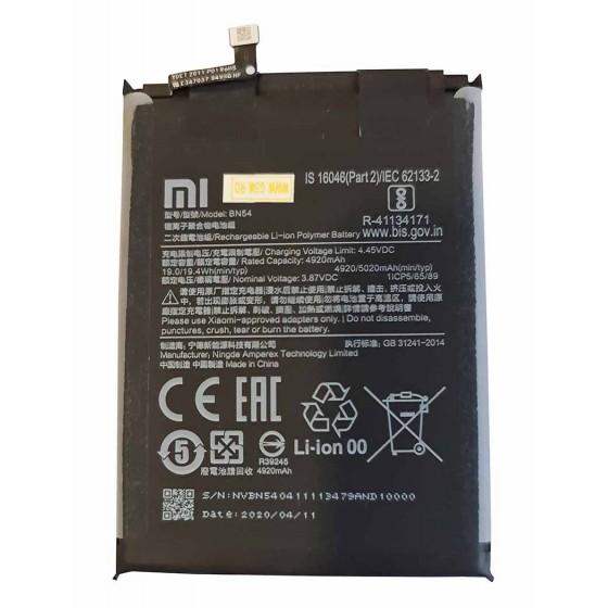 ACUMULATOR BN54 Xiaomi...