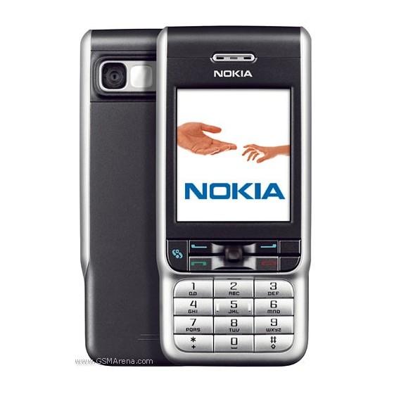Carcasa Nokia 3230 alba