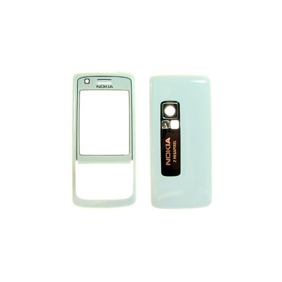 Carcasa Nokia 6288 alba ,...