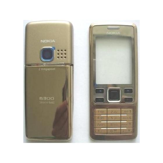 Carcasa Nokia 6300, 6300i,...