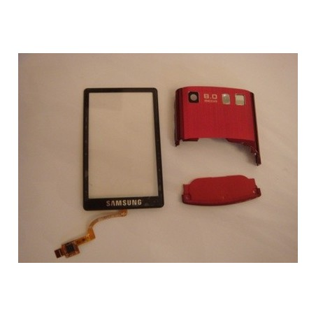 Samsung S8300 kit with camera cover, holder for  menu keypad and touch  screen + good contact  swap