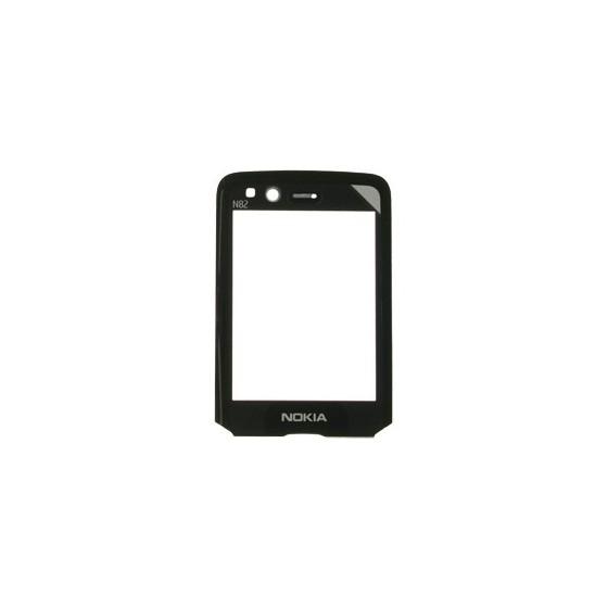 Geam Carcasa Nokia N82 neagru