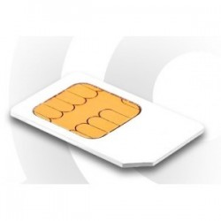 iPhone Activation Card
