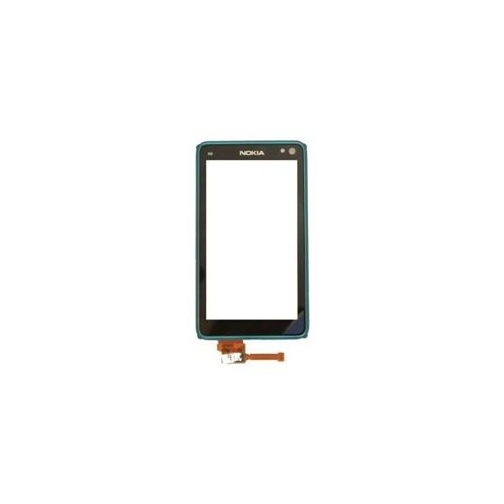 TouchScreen Blue Nokia N8...