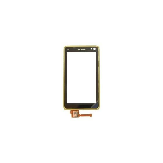 TouchScreen green Nokia N8...