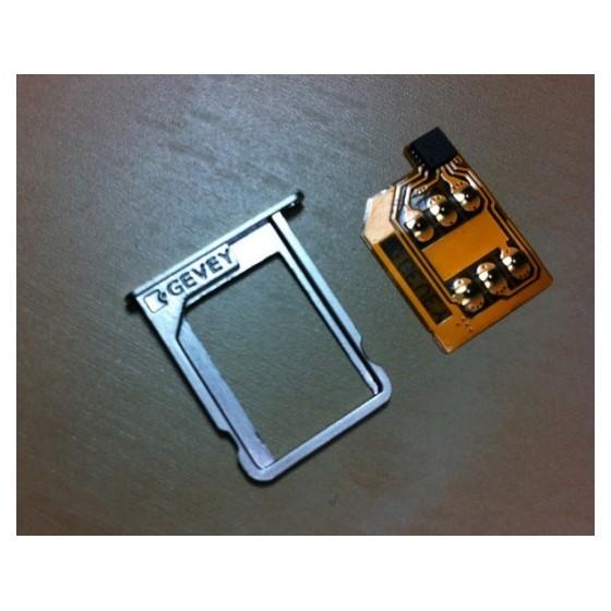 Gevey SIM - Decodare iPhone...