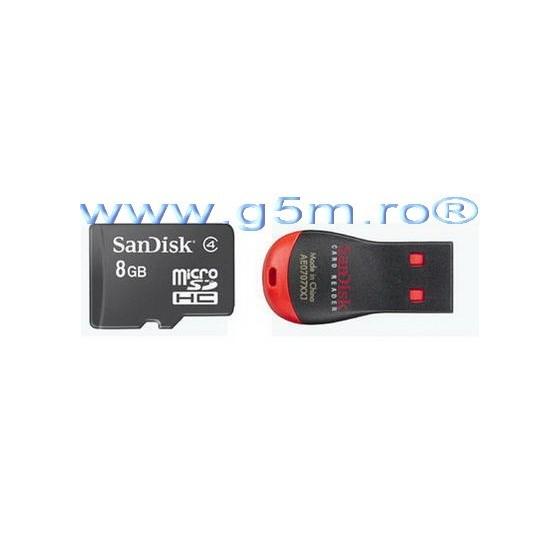 MicroSD 8GB microSDHC...