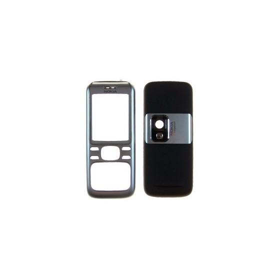 Carcasa Nokia 6234 Argintie