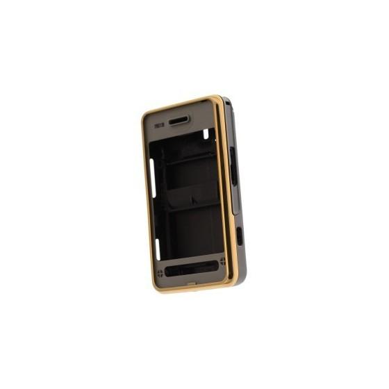 Carcasa Samsung D980 gold