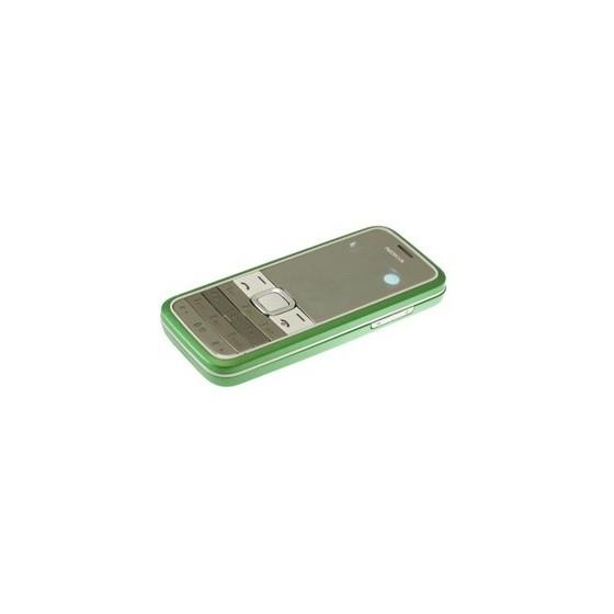 Carcasa Nokia 7310s Verde