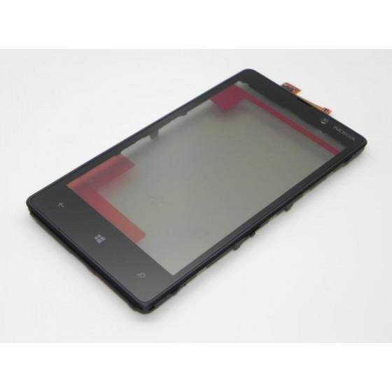 Touchscreen Lumia 820 Nokia