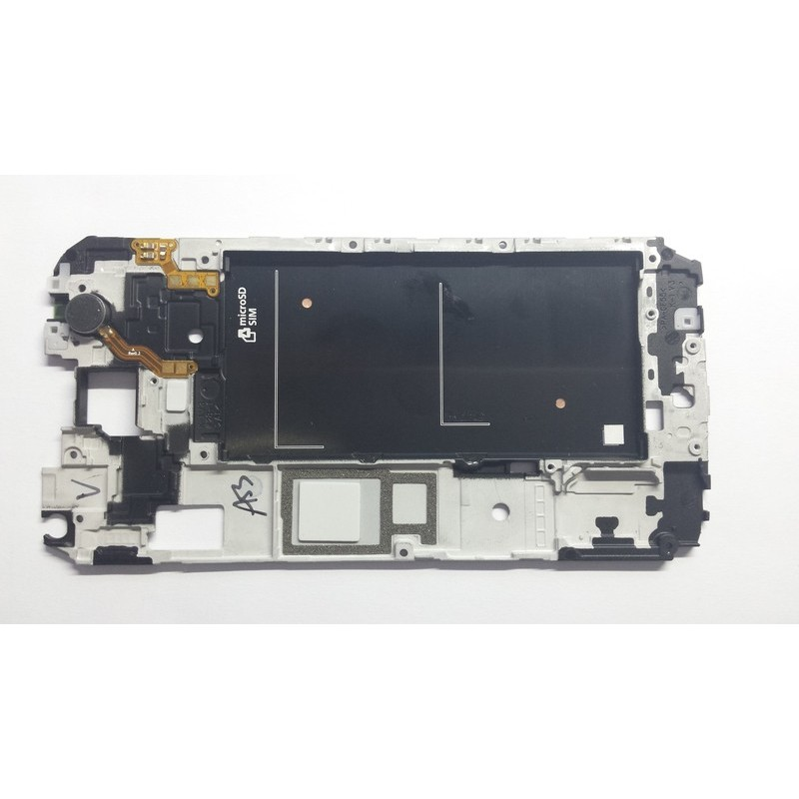 Corp mijloc cu butoane larterale, casca, jack audio, sonerie Samsung Galaxy S5 SM-G900
