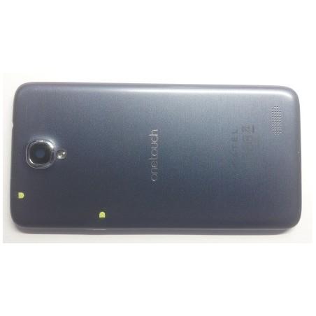 Capac baterie Alcatel San Remo Idol OT-6030, OT-6030D gri, albastru