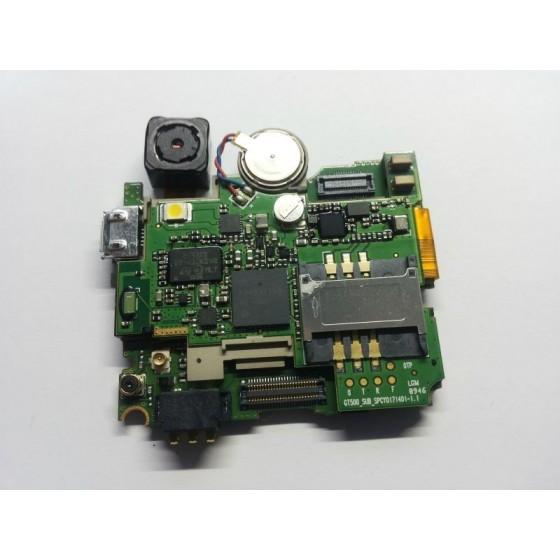 Placa de baza LG GT505