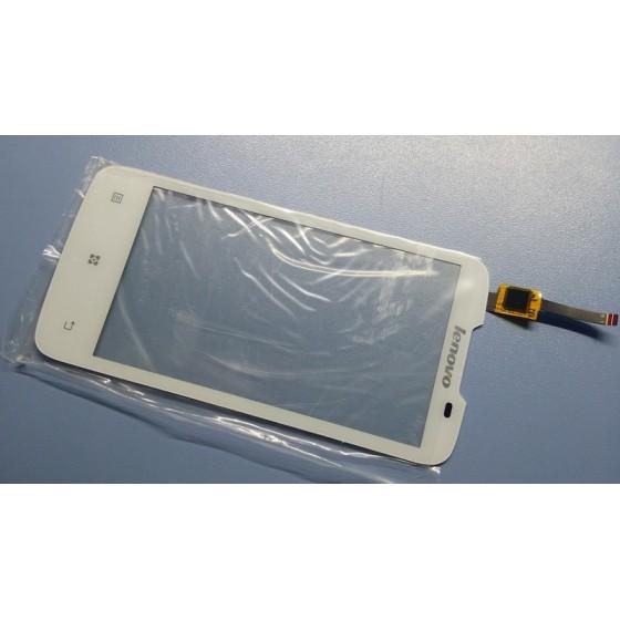 Touchscreen Lenovo A820 alb...
