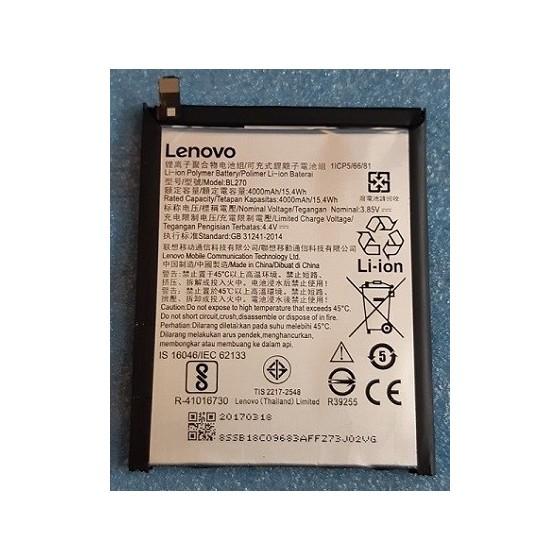 Acumulator Lenovo K6 Note...