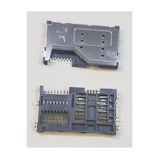 Conector SIM Allview H3...
