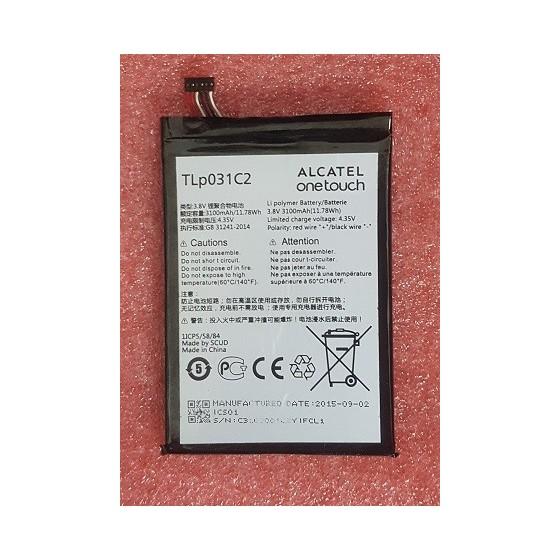 Acumulator Alcatel TLp031C2